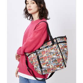 SOFT COLLAPSIBLE TOTE (レトロシリアルボックス)