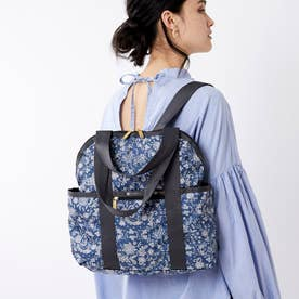 DOUBLE TROUBLE BACKPACK (フローラル レース アミュレット)
