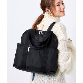 DOUBLE TROUBLE BACKPACK (ブラック)
