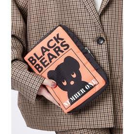 BOOK POUCH (ブラックベアブックポーチ)