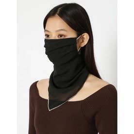 マスクスカーフ (BLK)【返品不可商品】
