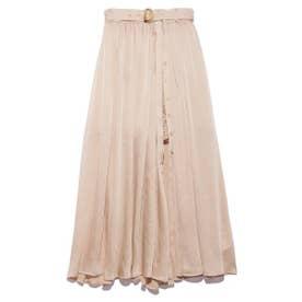 プリーツスカートショートパンツ (BEG)