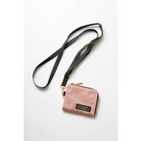 ちょっとそこまでに便利なちび財布 (ライトピンク)