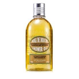 シャワーオイル 250ml アーモンド モイスチャライジング シャワーオイル