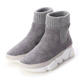 Castor/カストル(Gray)スニーカーブーツ