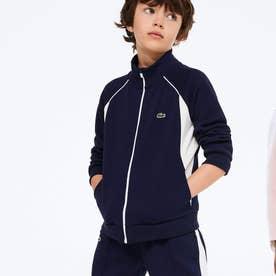 Boys ジッパースウェットシャツ (ネイビー)