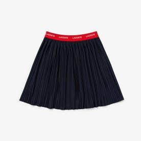 GIRLSプリーツスカート (ネイビー)