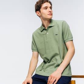 『L.12.12』定番半袖ポロシャツ (オリーブドラブ)