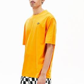 『L!VE』ワイドTシャツ (オレンジ)