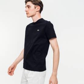 ベーシック クルーネック Tシャツ (半袖) (ブラック)