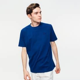 ボディーサイズピグメントTシャツ (ネイビー)
