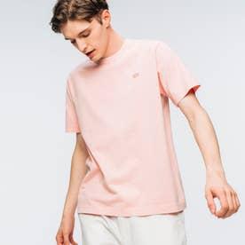 ボディーサイズピグメントTシャツ (ピンク)