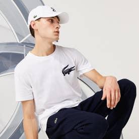 『ノバク・ジョコビッチ』バックプリントTシャツ (ホワイト)