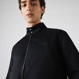 コットンツイルスイングトップジャケット (ブラック)