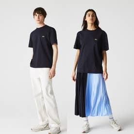 オーガニックコットンTシャツ (ネイビー)
