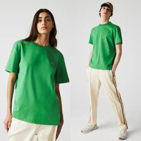 オーガニックコットンTシャツ (グリーン)