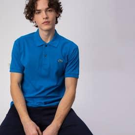 『L.12.12』定番半袖ポロシャツ (ブルー系その他6)