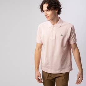 『L.12.12』定番半袖ポロシャツ (ベビーピンク)