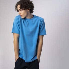 ボディーサイズピグメントTシャツ (ブルー)