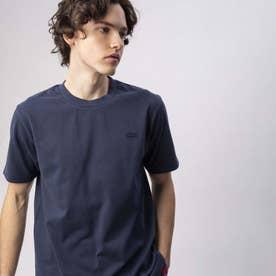 ボディーサイズピグメントTシャツ (ダークネイビー)