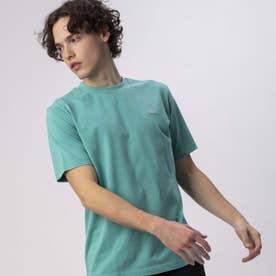 ボディーサイズピグメントTシャツ (グリーン)