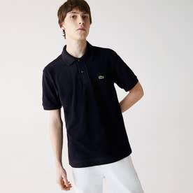 オーガニックコットンポロシャツ (ネイビー)