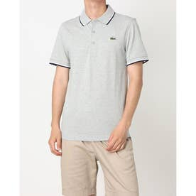 ULTRA LITE KNIT PIPPING POLO SHIRT YH7900 (グレー)