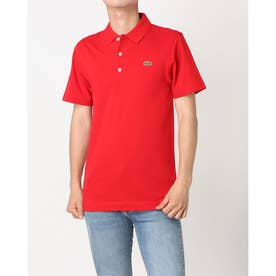 ULTRA LITE KNIT SOLID POLO SHIRT L1230 (レッド)
