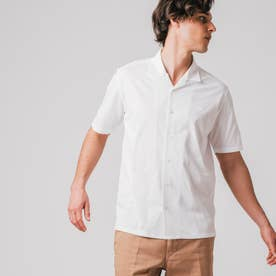 COOLMAX(R) カッターシャツ (ホワイト)