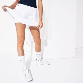 テニスプリーツスカート (ホワイト)