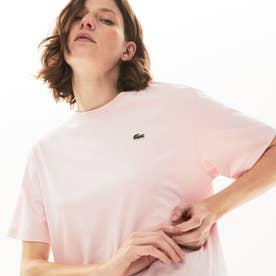 クラシックフィット  プレミアムコットンTシャツ (ピンク)