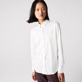 コットンジャージーシャツ (ホワイト)