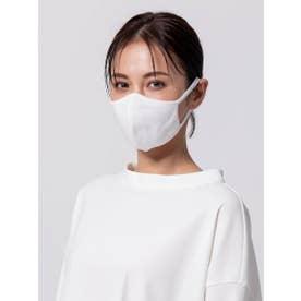 スムースフィットマスク リブ【返品不可商品】 (ホワイト)