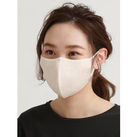 【WEB別注】シルクホールガーメントマスク【返品不可商品】 (オレンジ)