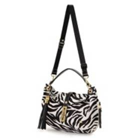 fabric by LIMONTA 2way shoulder bag(ZEBRA)