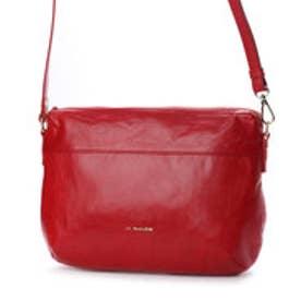 ホースレザーショルダーバッグ (RED)