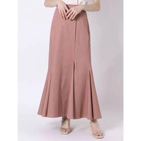 サスペンダーマーメイドスカート(ピンク)