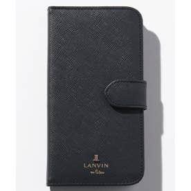 リュクサンブール iPhoneX 手帳型モバイルケース ダークネイビー4