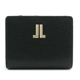 ラブレーパース 二つ折り財布 [65-6800] (ブラック)
