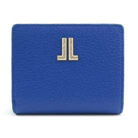 ラブレーパース 二つ折り財布 [65-6800] (ブルー)