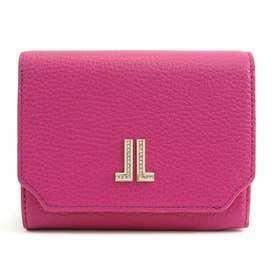 ラブレーパース 二つ折り財布 [65-6801] (ピンク)