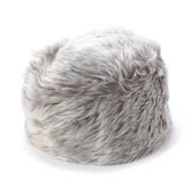 ロシアン帽 (グレー)
