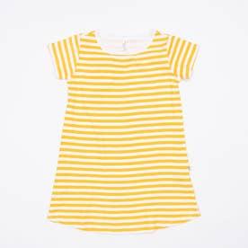ボーダーワンピース (Yellow)