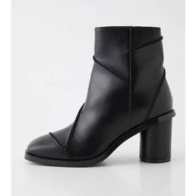 SWITCHING SHORT BOOTS BLK