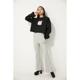 STRETCH FLARE PT L/GRY1