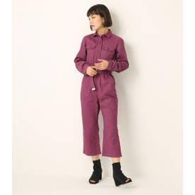 WORK JUMPSUIT L/PUR1