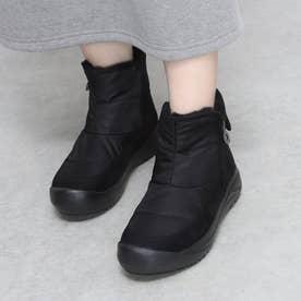 【レイン対応】アイスバーン対応ショートブーツ(ラルシュLO/LARCHE LO) (ブラック)