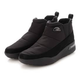 サイドゴアショートブーツ(LAセーヴ リフトブーツショート/LASEVRES LIFT BOOTS SHORT) (ブラック)