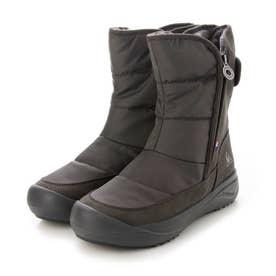 【レイン対応】アイスバーン対応ミドル丈ブーツ(ラルシュMID/LARCHE MID) (グレー)