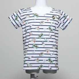 ジュニア 半袖Tシャツ 半袖シャツ QMJPJA00DI